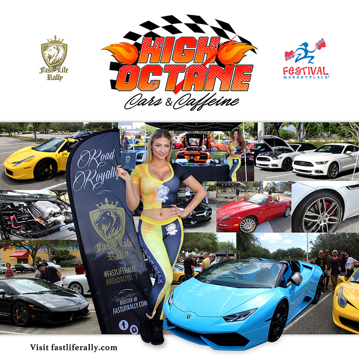 High Octane Cars & Caffeine
