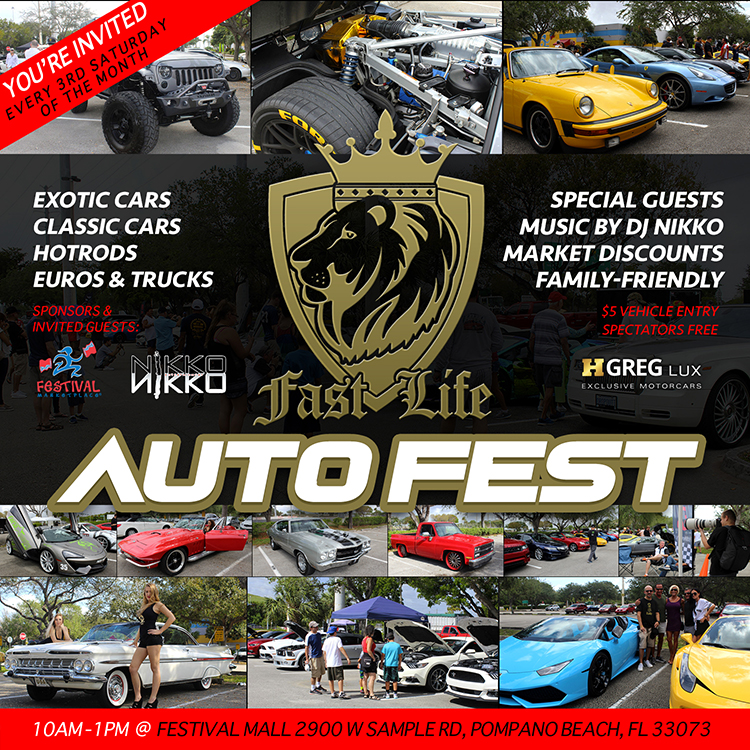 Fast Life Auto Fest